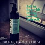 Geranium essential oil in Geranium Body wash
